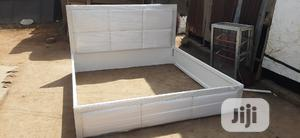 Upholstered Bed Frame | Furniture for sale in Lagos State, Ipaja