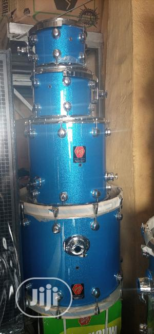Virgin Drum Set Complete | Musical Instruments & Gear for sale in Lagos State, Ojo