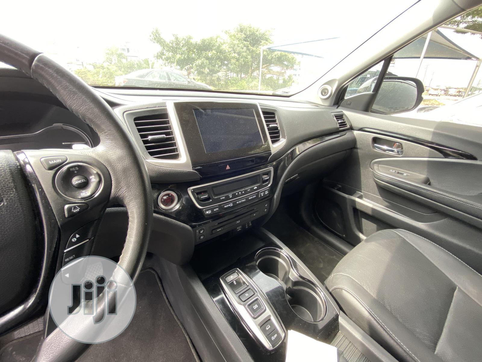 Honda Pilot 2016 Black | Cars for sale in Ajah, Lagos State, Nigeria