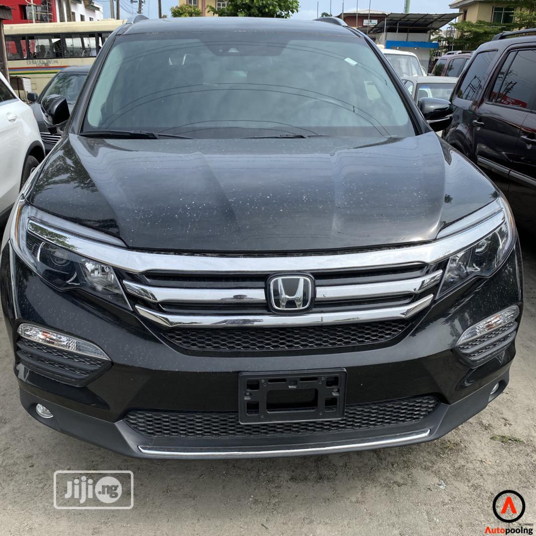 Honda Pilot 2016 Black