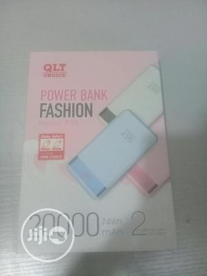 QLT Choice Power Bank 20000mah   Accessories for Mobile Phones & Tablets for sale in Lagos State, Ikeja
