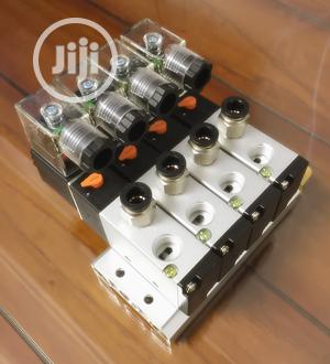 Solenoid Valve 4 Hole 220 V | Manufacturing Materials for sale in Lagos State, Ojo