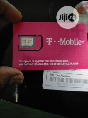 T-Mobile USA Simcard | Accessories for Mobile Phones & Tablets for sale in Lagos State, Agege