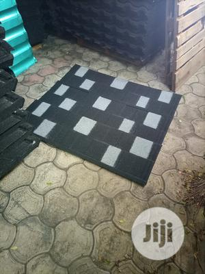 Black and White Shingle Stone Coated Roofing Sheets   Building Materials for sale in Lagos State, Ajah