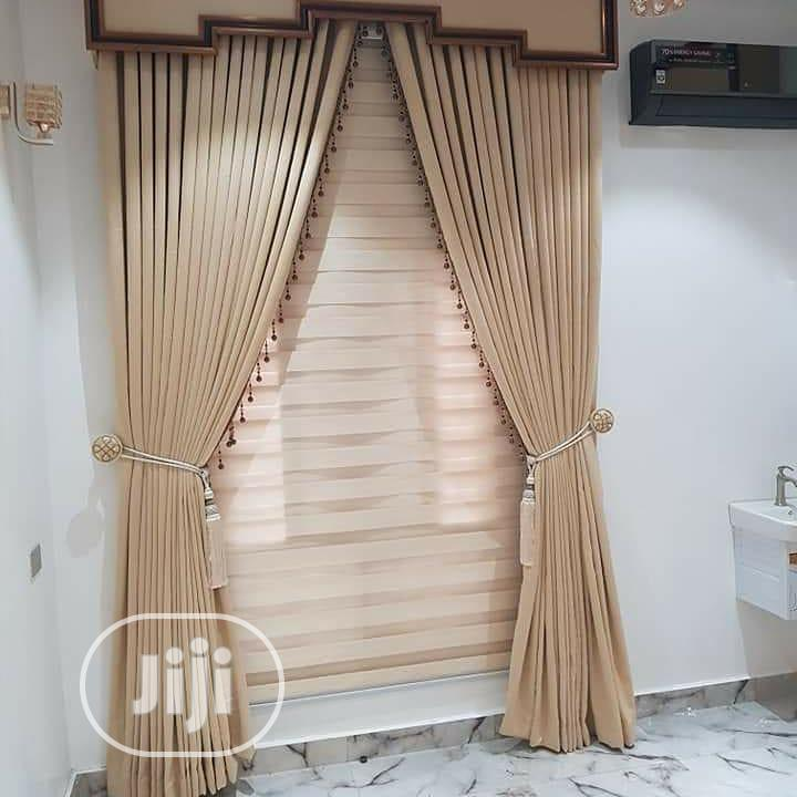 Curtain and Window Blinds