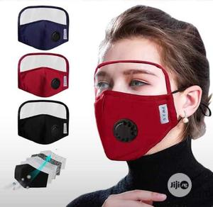 2 In 1 Face Shield | Safetywear & Equipment for sale in Lagos State, Lagos Island (Eko)