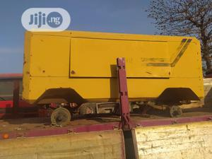 Tokunbo 700CFM Ingasoll Rand Air Compressor With CAT Engine | Heavy Equipment for sale in Lagos State, Apapa