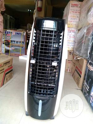 New Restpoint 15L Air Cooler EL-16A (Black + Apricot)   Home Appliances for sale in Lagos State, Ojo