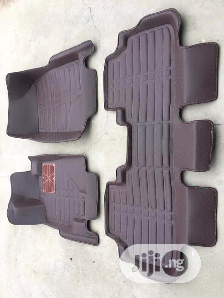 Follow Come Leather Foot Mat | Vehicle Parts & Accessories for sale in Nnewi, Anambra State, Nigeria