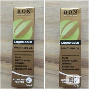 Bon Liquid Gold Pure Tissue Oil | Skin Care for sale in Lagos State, Amuwo-Odofin