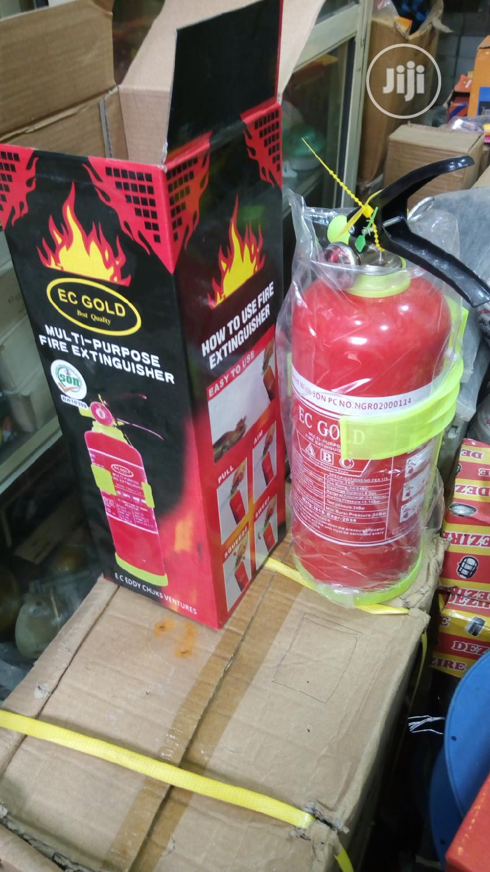2kg Fire Extinguisher