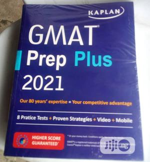 Kaplan Gmat Prep Plus 2019 | Books & Games for sale in Lagos State, Isolo