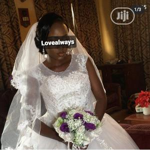 Wedding Gown   Wedding Wear & Accessories for sale in Lagos State, Ojota