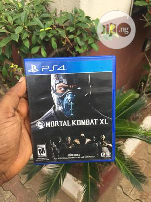 Mortal Kombat XL PS4 | Video Games for sale in Lagos State, Ikeja