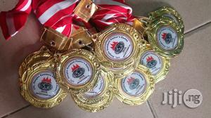 Gold, Silver, Nd Bronze Medals, With Good Branding Mad | Arts & Crafts for sale in Lagos State, Ikeja
