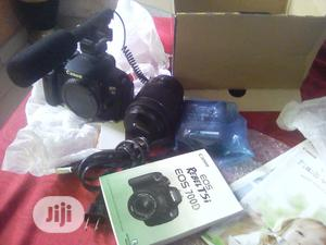Canon EOS 700D | Photo & Video Cameras for sale in Lagos State, Alimosho