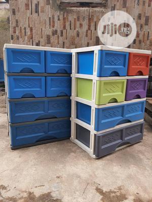 Colourful Baby Wardrobe / Cabinet | Children's Furniture for sale in Lagos State, Lagos Island (Eko)