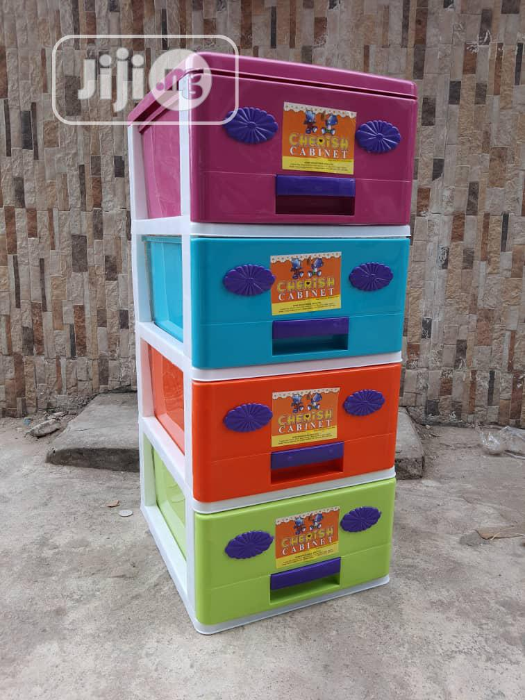 Multi Purpose Baby Cabinet