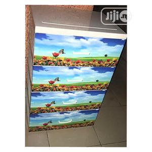 Flowered Baby Cabinet /Wardrobe | Children's Furniture for sale in Lagos State, Lagos Island (Eko)