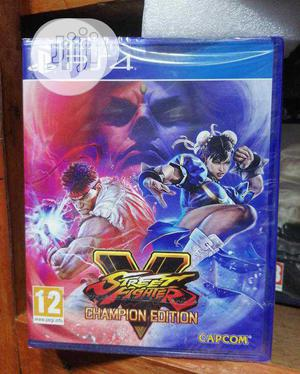 Ps4 Street Fighter v Champion Edition | Video Games for sale in Lagos State, Ikeja