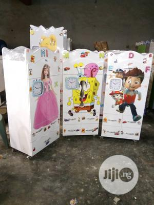 Wooden Baby Wardrobes And Cots   Children's Furniture for sale in Lagos State, Lagos Island (Eko)