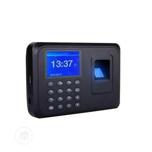 Biometric Time Attendance Machine With Inbuilt Report View   Safetywear & Equipment for sale in Lagos State, Ikeja