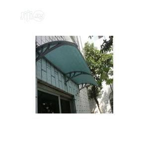 Quality Aluminium Window And Door Awnings Canopies Available | Building Materials for sale in Lagos State, Ikeja