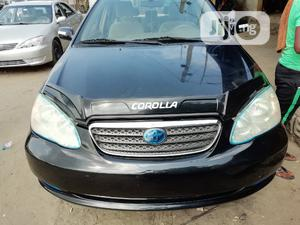 Toyota Corolla 2005 LE Black | Cars for sale in Lagos State, Apapa