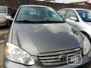 Toyota Corolla 2005 LE Gray   Cars for sale in Lagos State, Apapa