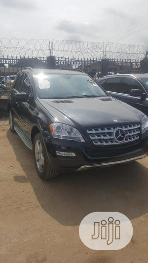 Mercedes-Benz M Class 2011 Black   Cars for sale in Lagos State, Amuwo-Odofin
