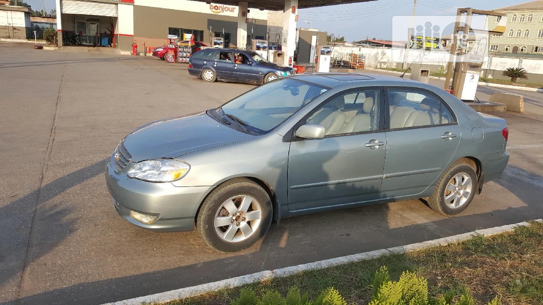 Archive: Toyota Corolla 2003 Sedan Automatic