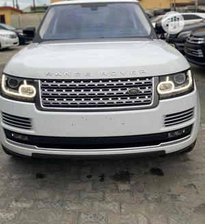 Land Rover Range Rover Vogue 2016 White | Cars for sale in Lagos State, Victoria Island
