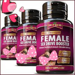Female Drive Booster Extra Potent 60 Capsules | Vitamins & Supplements for sale in Lagos State, Yaba