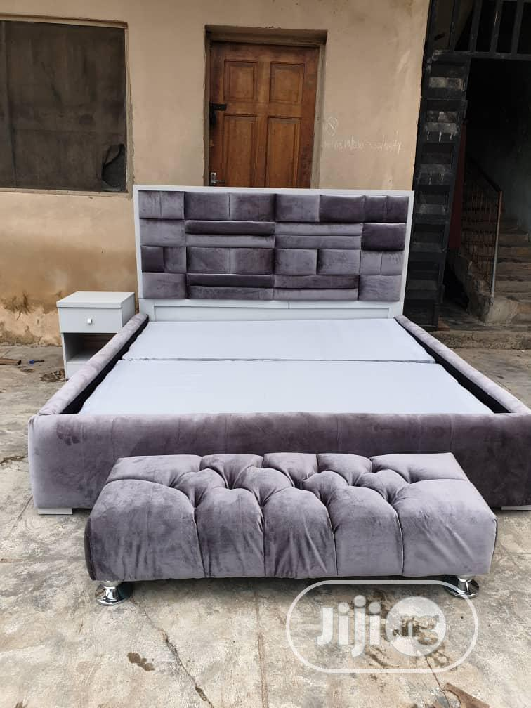 Archive: 6x6 Upholstery Bedframe
