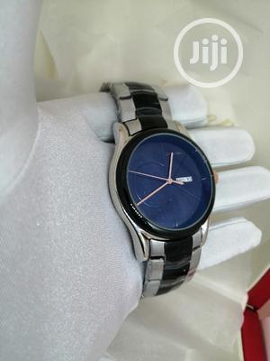 Calvin Klein (CK) Black/Silver Chain Watch | Watches for sale in Lagos State, Lagos Island (Eko)