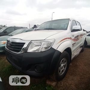 Toyota Hilux 2012 2.0 VVT-i SRX White | Cars for sale in Enugu State, Enugu
