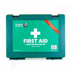 St John Ambulance Fully Equipped Large Sized First Aid Kit | Tools & Accessories for sale in Lagos State, Alimosho