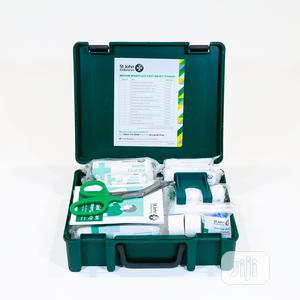 St John Ambulance Fully Equipped Medium Sized First Aid Kit | Tools & Accessories for sale in Lagos State, Alimosho