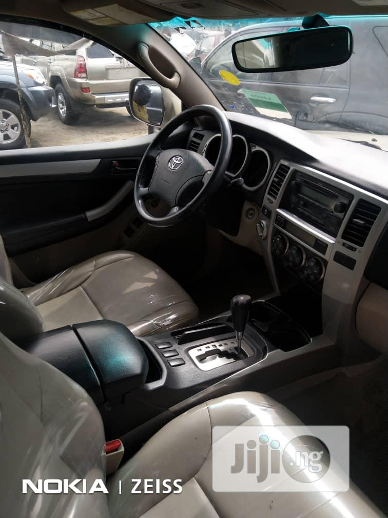 Toyota 4-Runner 2005 Limited V6 4x4 Gold | Cars for sale in Amuwo-Odofin, Lagos State, Nigeria
