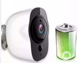 Rechargeable 4020 Mah Battery Security Camera | Security & Surveillance for sale in Lagos State, Ojo