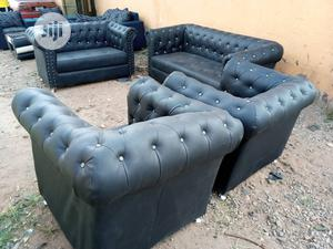 Chelsterfield Sofas of Seven Seaters | Furniture for sale in Lagos State, Alimosho