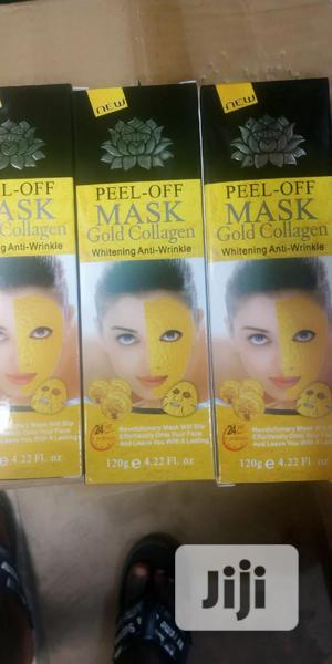 Original Peeof Mask Gold Collagen | Skin Care for sale in Lagos State, Ojo