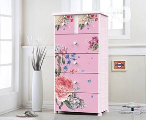 Plastic Drawer   Children's Furniture for sale in Rivers State, Port-Harcourt