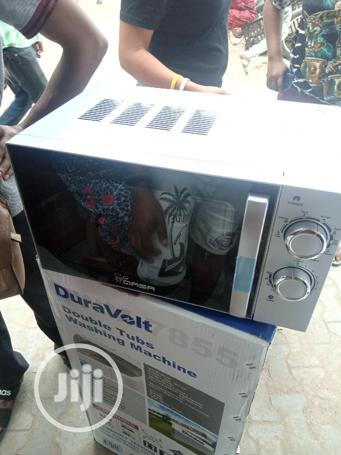 Qasa 20 Litres Microwave Oven / Grill   Kitchen Appliances for sale in Ojo, Lagos State, Nigeria