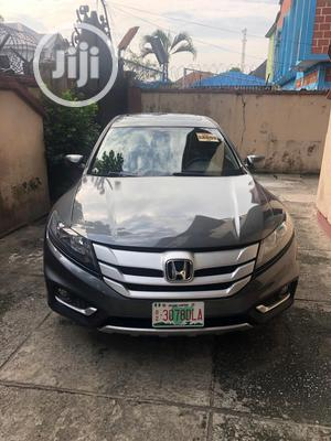 Honda Accord CrossTour 2013 EX-L w/Navigation AWD Gray | Cars for sale in Lagos State, Amuwo-Odofin