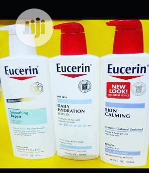 Eucerin Body Lotion 500ml Each Is 6500 | Bath & Body for sale in Lagos State, Oshodi