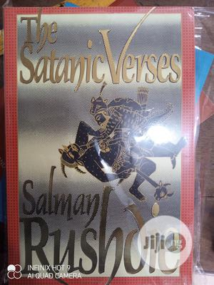 THE SATANIC VERSES By Salman Rashdie   Books & Games for sale in Lagos State, Yaba