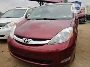 Toyota Sienna 2009 XLE Limited AWD Red | Cars for sale in Lagos State, Ikeja