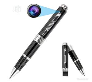 Mini Pocket HD Pen Camera   Security & Surveillance for sale in Lagos State, Ojo