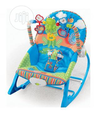 Fisher Price Infant To Toddler Rocker | Children's Gear & Safety for sale in Lagos State, Agege
